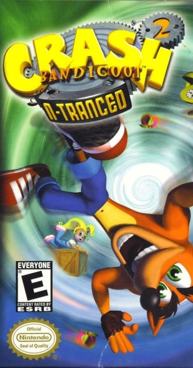 Crash Bandicoot 2: N-Tranced (Video Game 2003) - IMDb