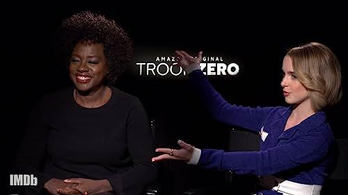 'Troop Zero' Star Viola Davis Reveals Her Dream Role