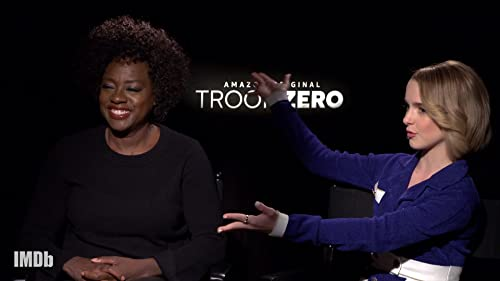 'Troop Zero' Star Viola Davis Reveals Her Dream Role