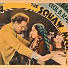 Charles Bickford and Lupe Velez in The Squaw Man (1931)
