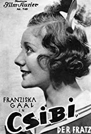 Csibi, der Fratz Poster