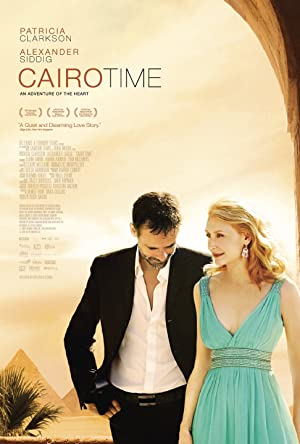 Cairo Time Poster Image