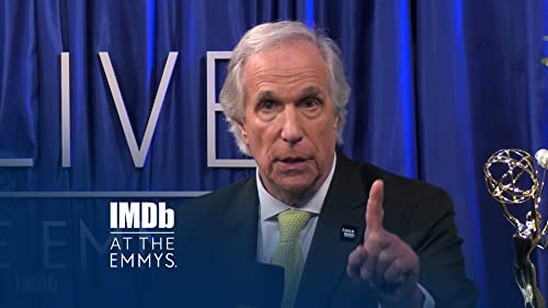 Henry Winkler Celebrates First Emmy Win