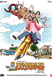 Welcome to Sajjanpur Poster