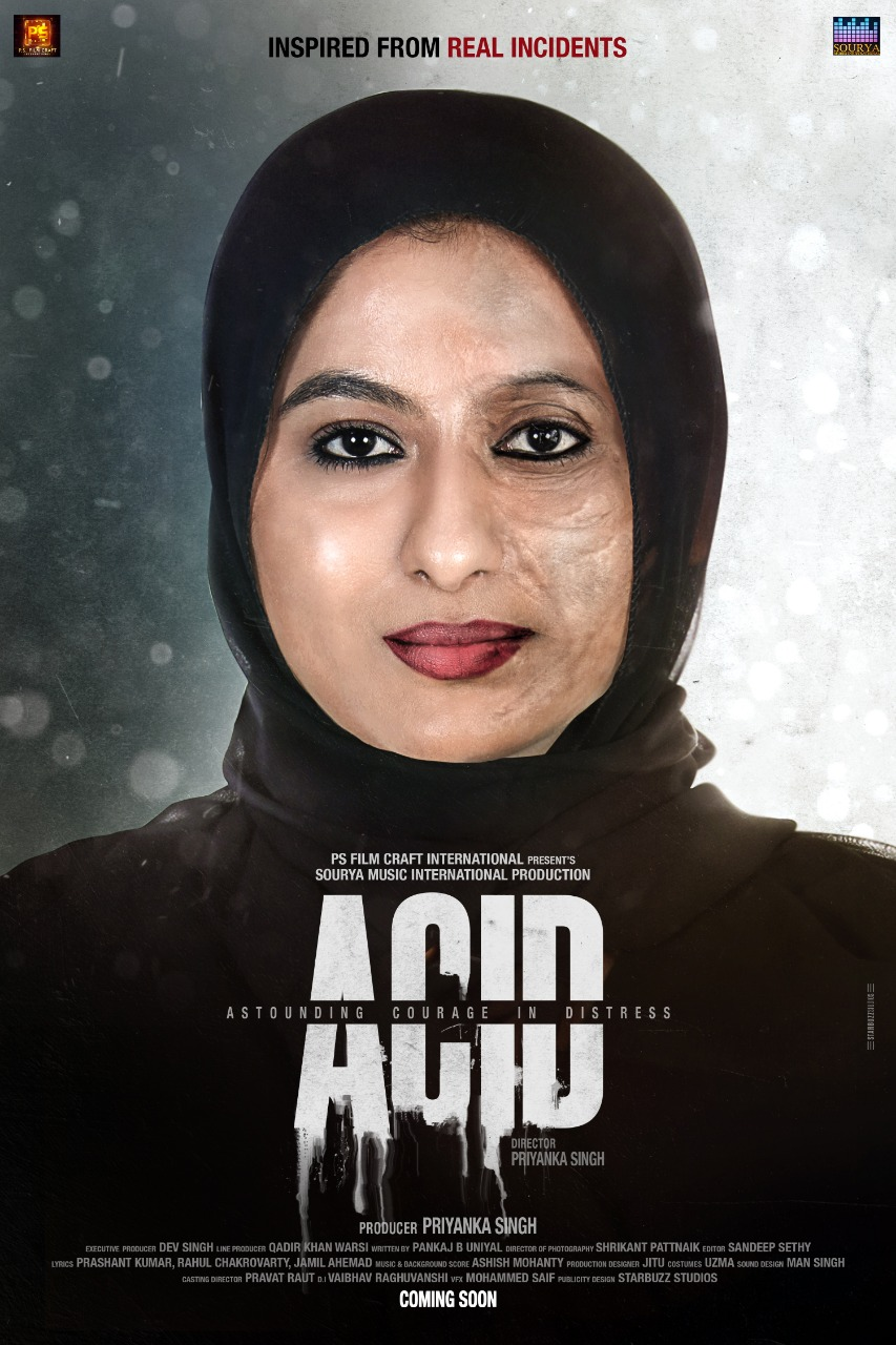 Acid (2020) Hindi HDRip – 720p – x264 – AAC – 700MB