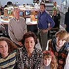 Jane Badler, Steve Jacobs, Petra Yared, Anna Maria Monticelli, Emily-Jane Romig, Paul Sonkkila, and Zbych Trofimiuk in Sky Trackers (1994)