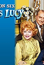 Lucy and Danny Thomas Poster