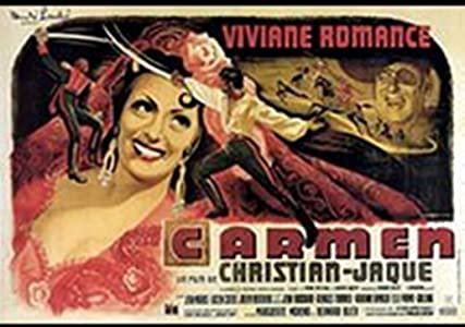 Movies downloading for free Carmen by Francesco Rosi [HDRip]