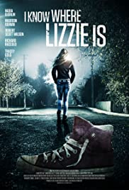 I Know Where Lizzie Is Poster