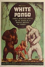 Ray Corrigan, Joel Fluellen, and Maris Wrixon in White Pongo (1945)