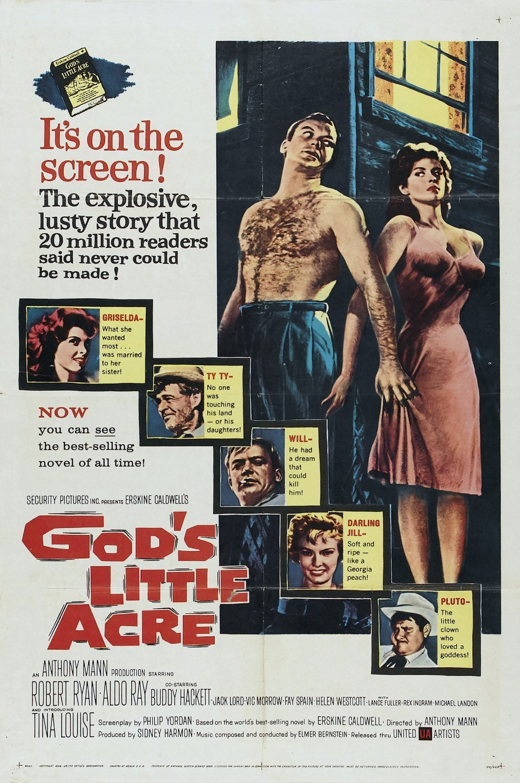 God's Little Acre (1958) - IMDb