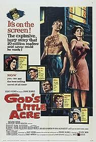 Tina Louise, Buddy Hackett, Aldo Ray, Robert Ryan, and Fay Spain in God's Little Acre (1958)