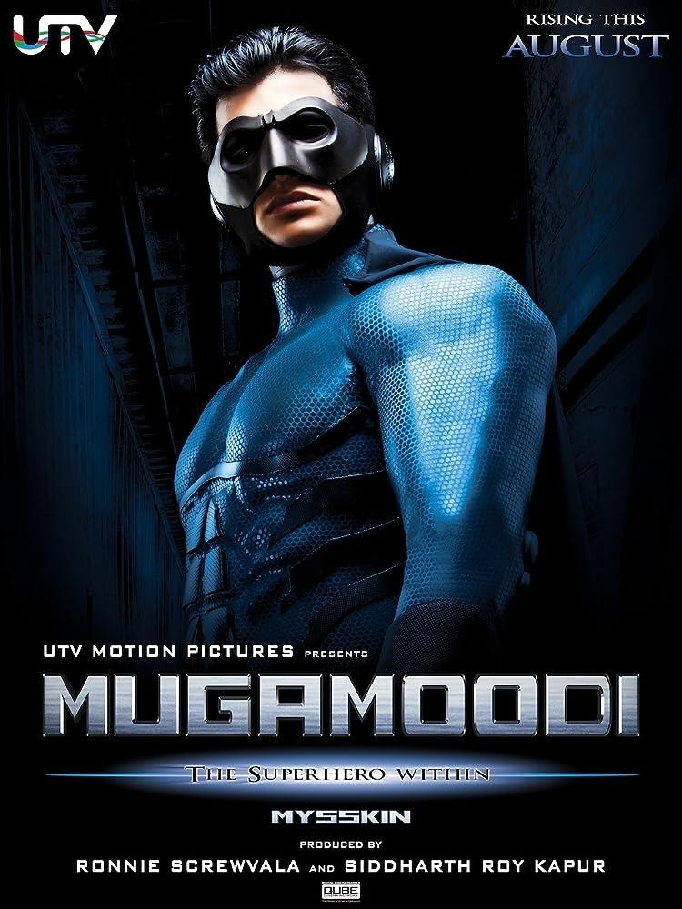 Mugamoodi 2012 Dual Audio 720p UNCUT HDRip x264 [Hindi – Tamil] ESubs