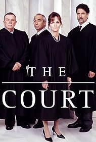 Sally Field, Chris Sarandon, Diahann Carroll, Pat Hingle, and Miguel Sandoval in The Court (2002)