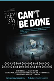 They Say It Can't Be Done (2019)