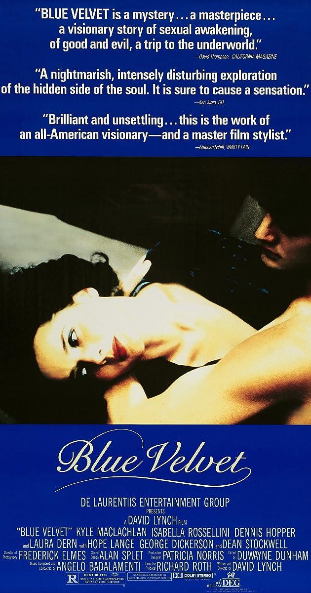 Blue Velvet (1986) [BluRay] [1080p] [YTS.AM]