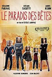 Le paradis des bêtes Poster