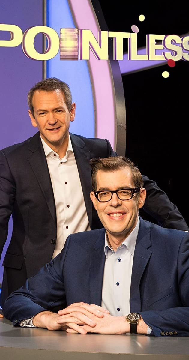 Pointless (TV Series 2009– ) - IMDb