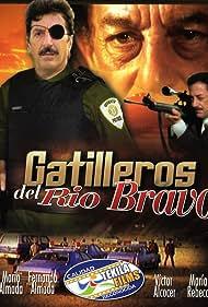 Fernando Almada and Mario Almada in Gatilleros del Rio Bravo (1985)