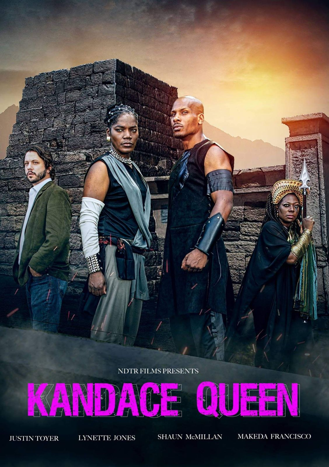 Kandace Queen on FREECABLE TV