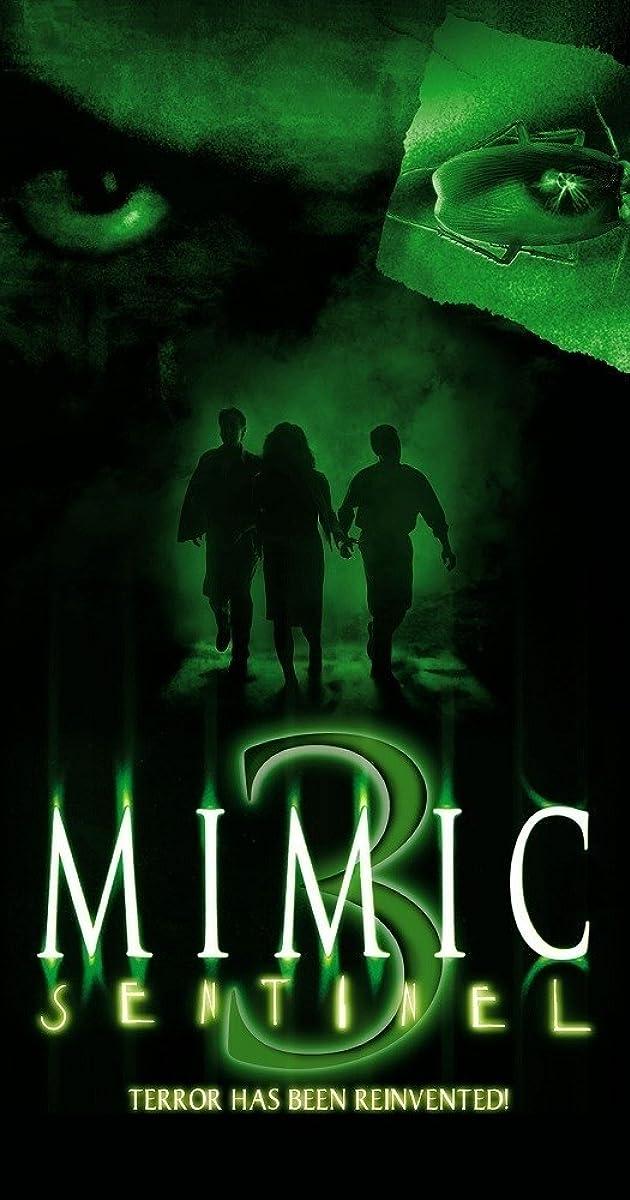 Subtitle of Mimic: Sentinel