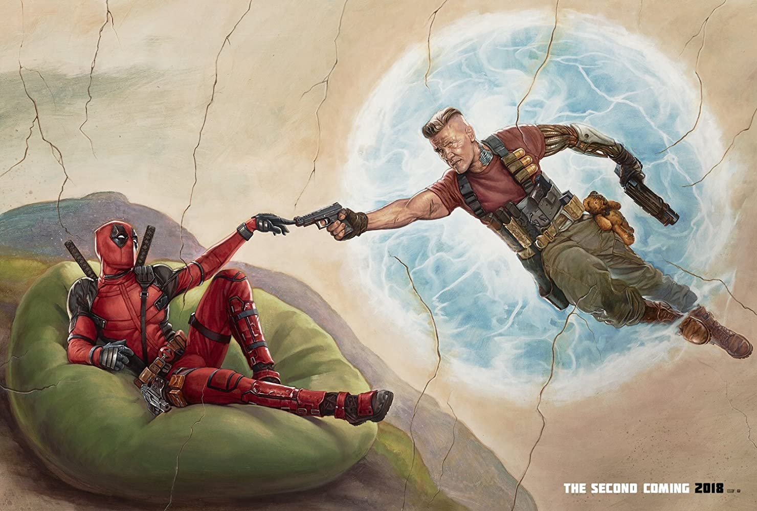 Deadpool 2 torrent download