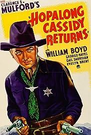 Hopalong Cassidy Returns Poster