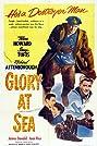 Glory at Sea (1952) Poster