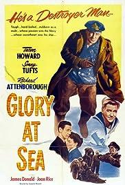 Glory at Sea Poster