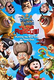 Bears and Lola (2014) Boonie Bears, to the Rescue! 720p