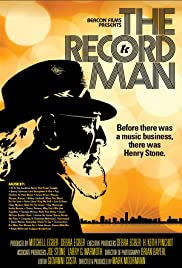 The Record Man Poster