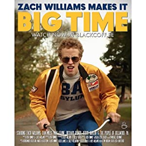 Movie clips download Zach Williams Makes It Big Time [iTunes]