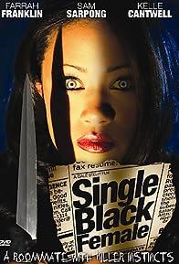 Primary photo for Single Black Female