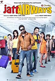 Jatt Airways Poster