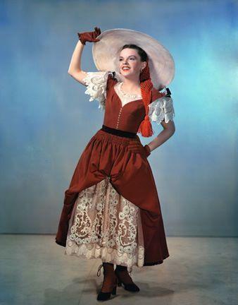 """The Pirate"" Judy Garland 1948 MGM"