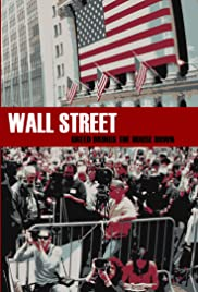 Wall Street, Greed Brings the House Down Poster