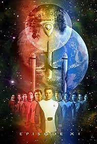 Chuck Huber, Grant Imahara, Vic Mignogna, Christopher Doohan, Michele Specht, Kipleigh Brown, Todd Haberkorn, Kim Stinger, Wyatt Lenhart, and Cat Roberts in Star Trek Continues (2013)