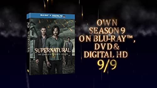 Supernatural: Season 9 (Blu-ray/DVD Trailer)