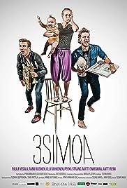 Simo Times Three Poster