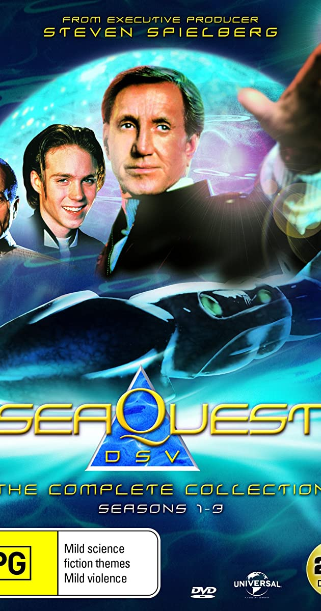 SeaQuest 2032 (TV Series 1993–1996) - IMDb