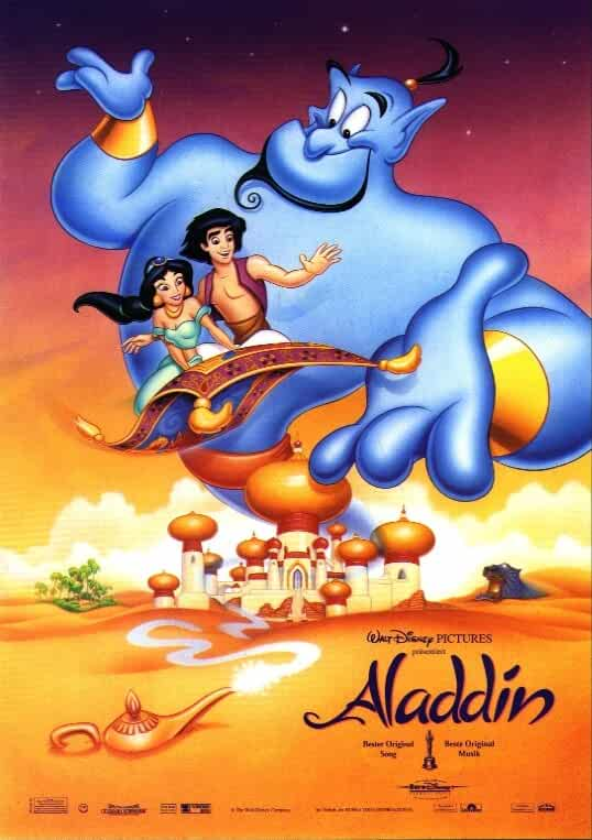 Aladdin (1992) Hindi Dubbed
