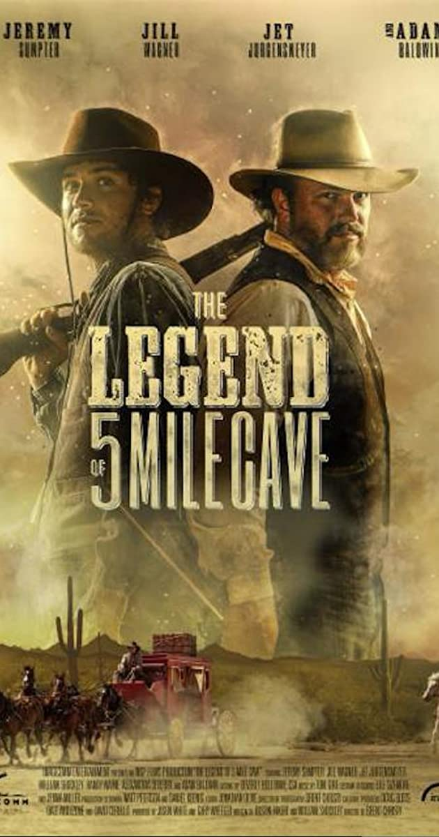 The Legend of 5 Mile Cave (2019) - IMDb