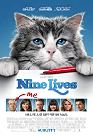 Ma vie de chat (Nine Lives)