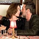 Julianna Margulies and Jeffrey Dean Morgan in The Good Wife (2009)