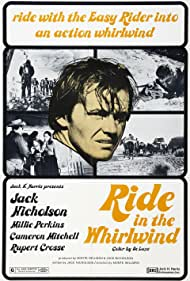 Jack Nicholson in Ride in the Whirlwind (1966)