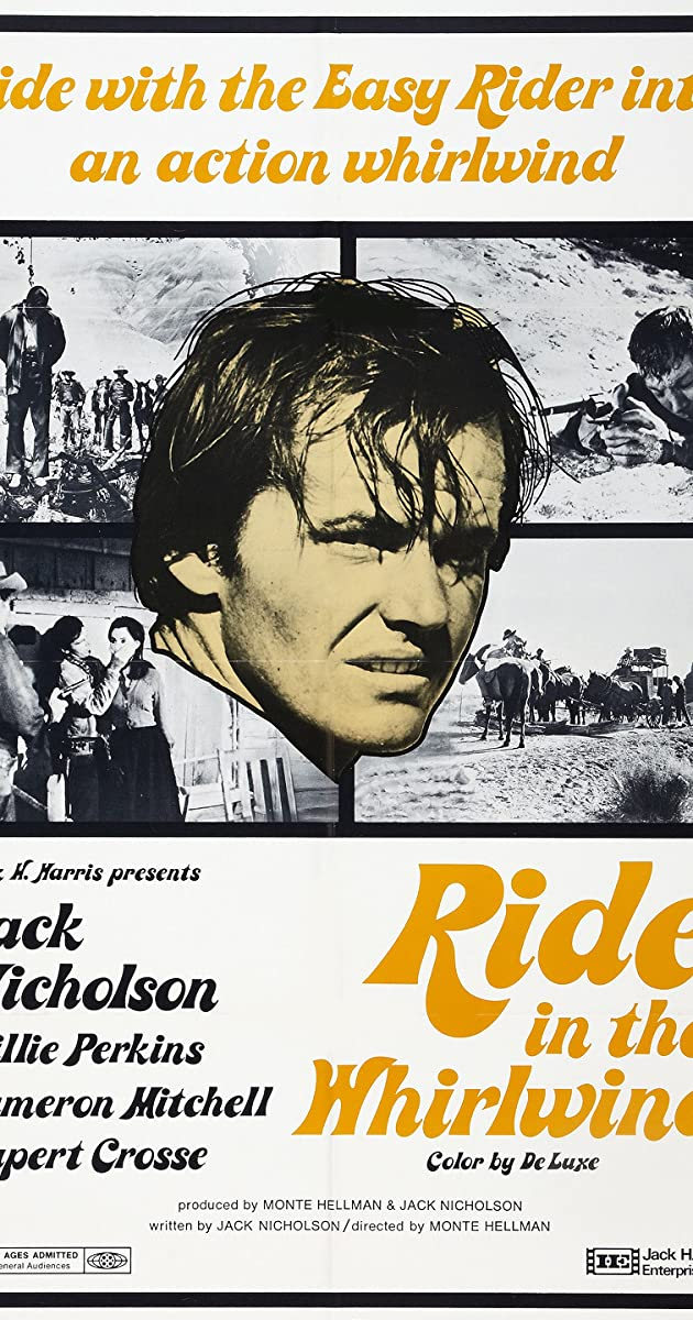 Subtitle of Ride in the Whirlwind