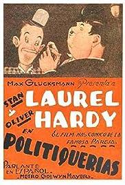 Politiquerías(1931) Poster - Movie Forum, Cast, Reviews
