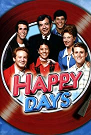 Happy Days Poster - TV Show Forum, Cast, Reviews