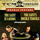 George Sanders, Helene Reynolds, and Elliott Sullivan in The Saint's Double Trouble (1940)