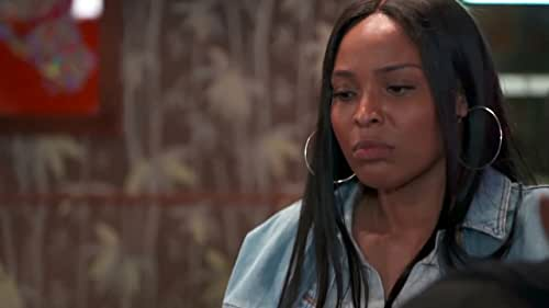 Black Ink Crew: Chicago: Charmaine Addresses Rumors About Her And Van